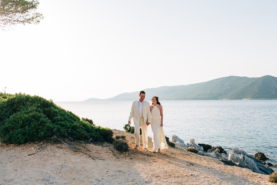 Skopelos wedding photos