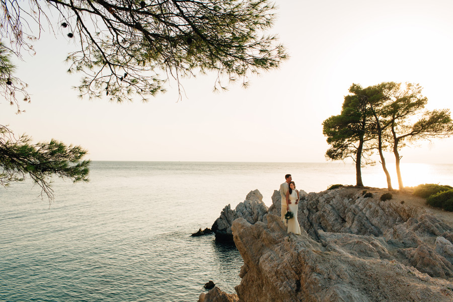 Skopelos wedding photographer