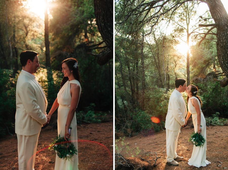 Wedding pictures Skopelos