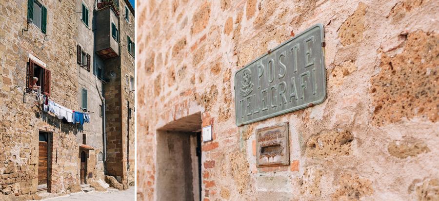 Sovana Tuscany photos