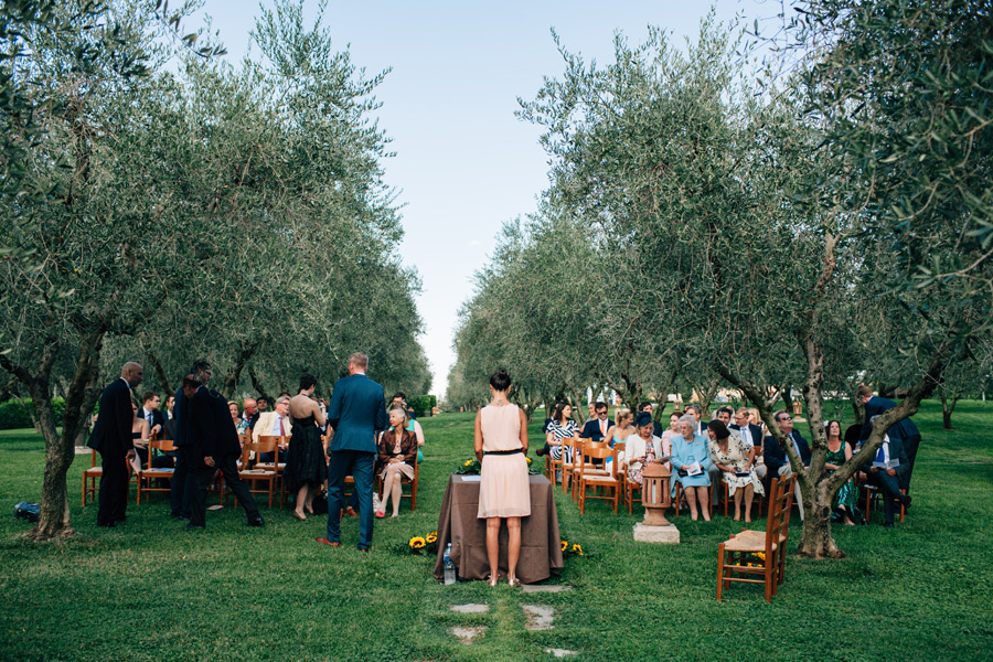 Tuscany olive garden wedding venue