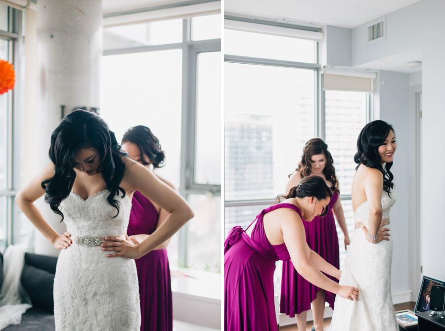 Candid wedding pictures