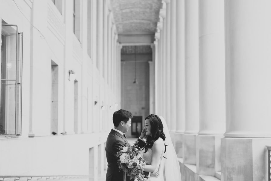 wedding photos union station