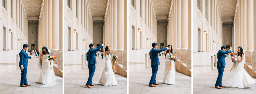wedding photography union station