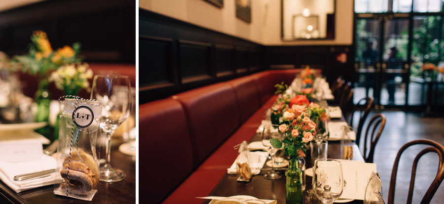 French restaurant wedding locations Toronto