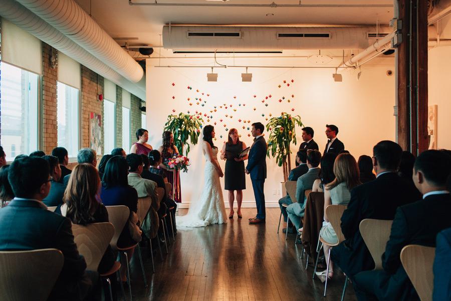 gallery space wedding spoke club