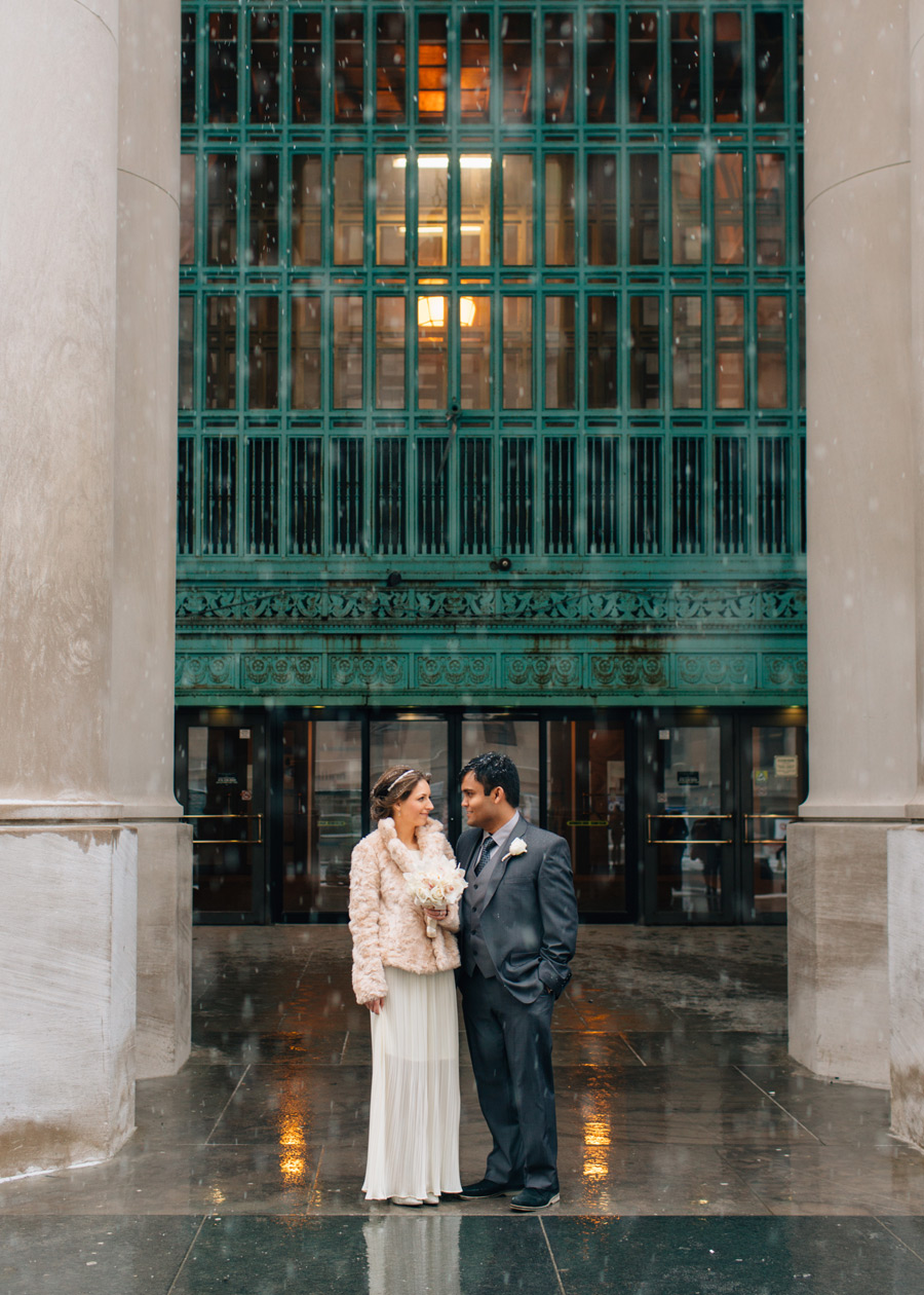 Wedding photo locations with great architecture