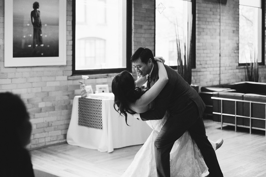 industrial space for weddings Toronto