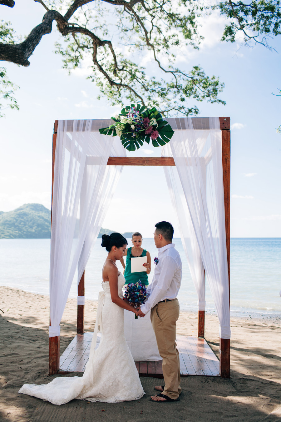 hotel riu guanacaste wedding