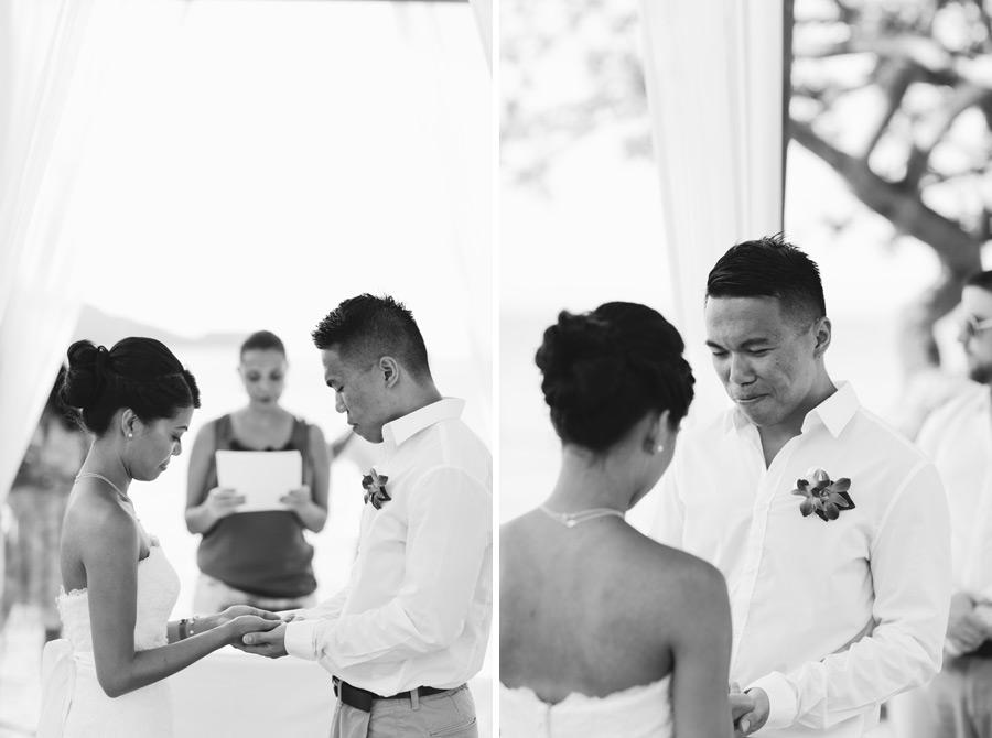 hotel riu guanacaste wedding photos