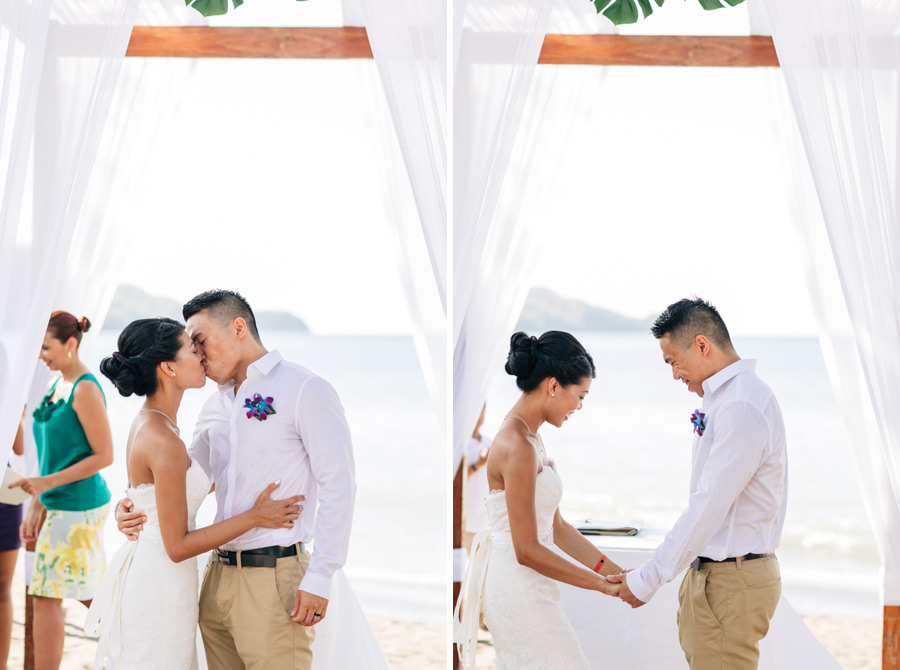 hotel riu guanacaste wedding photography