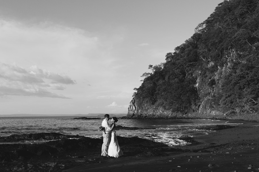 playa del coco wedding