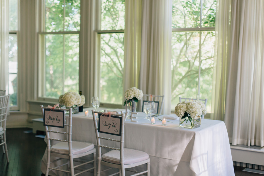 head table decor ideas