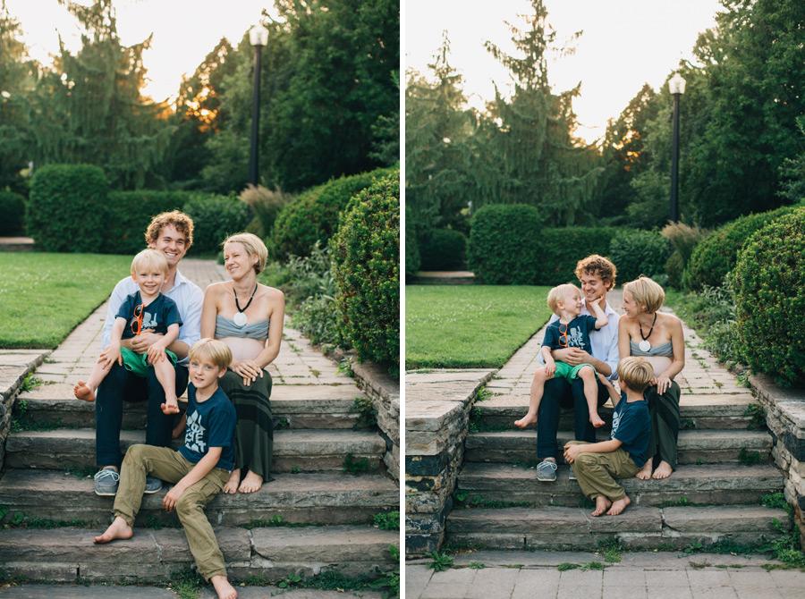 Fun family photographer