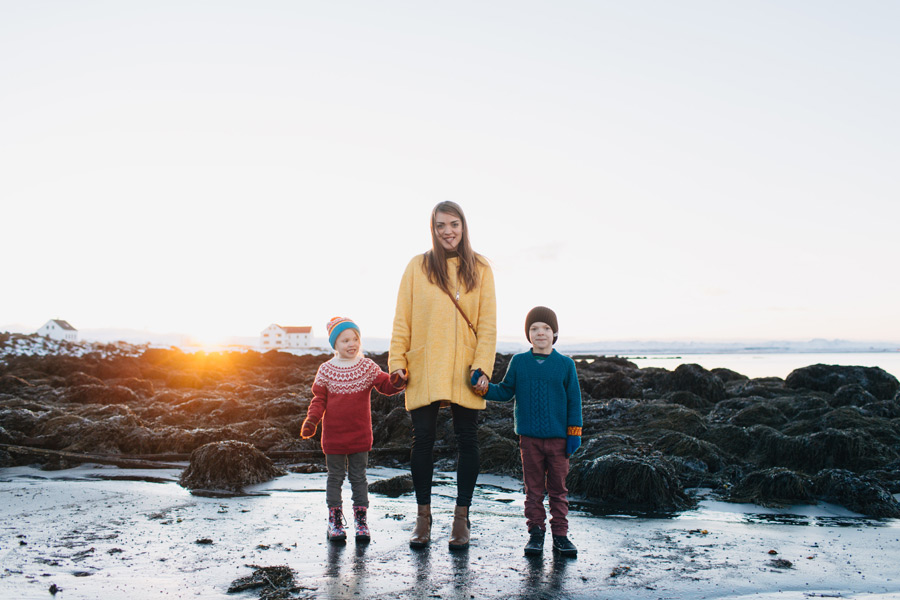 Iceland family photographer
