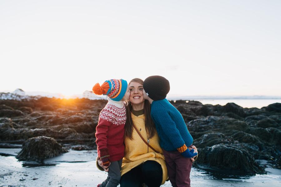 best Reykjavik family photographer