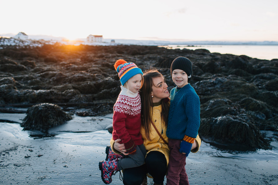 family photography Iceland