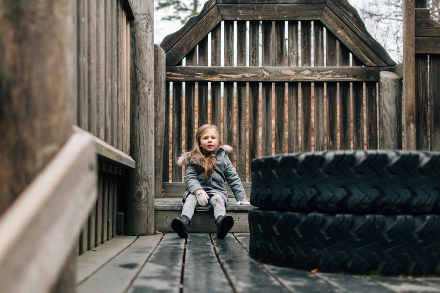 Outdoor child photo session ideas