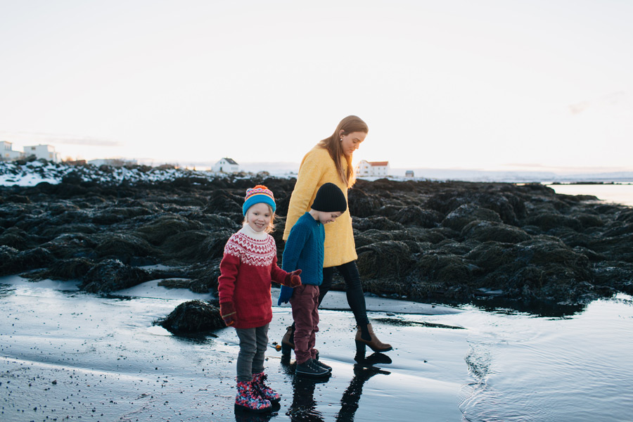 Reykjavik area family photographer
