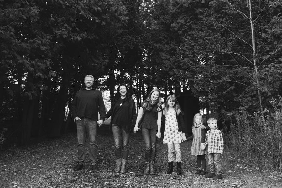 family photographer GTA