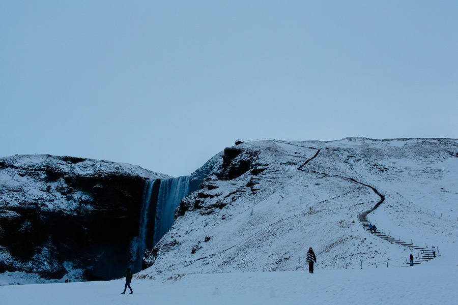 Iceland photographer skogafoss