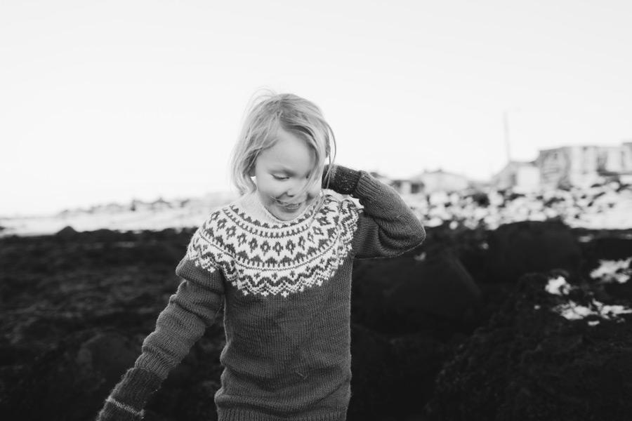 Iceland child photographer