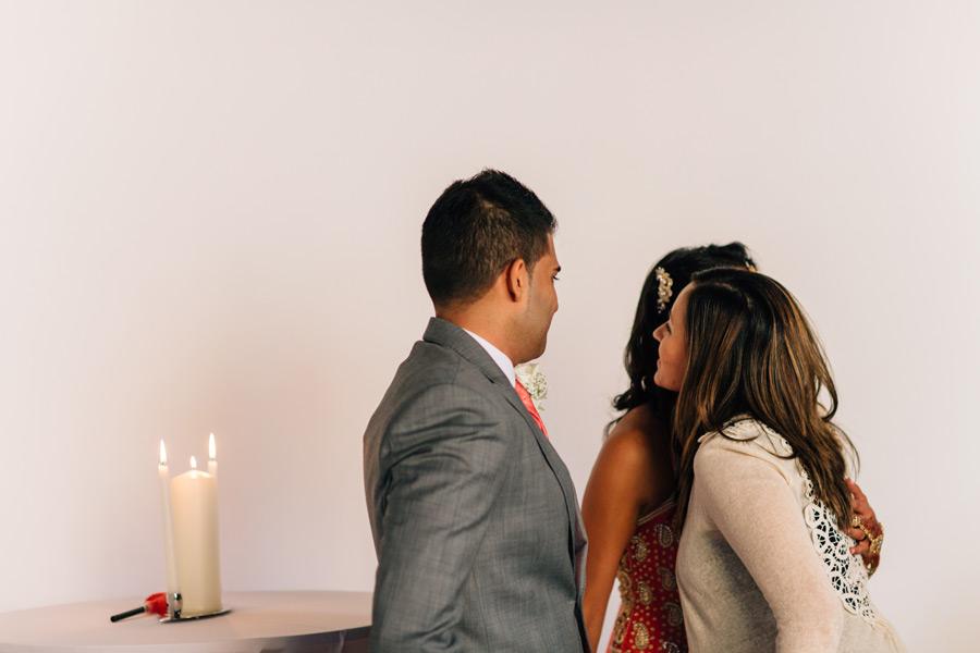 2nd floor events wedding ceremony