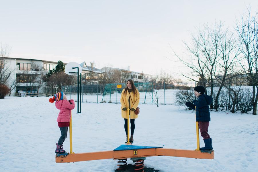 Icelandic family photographer