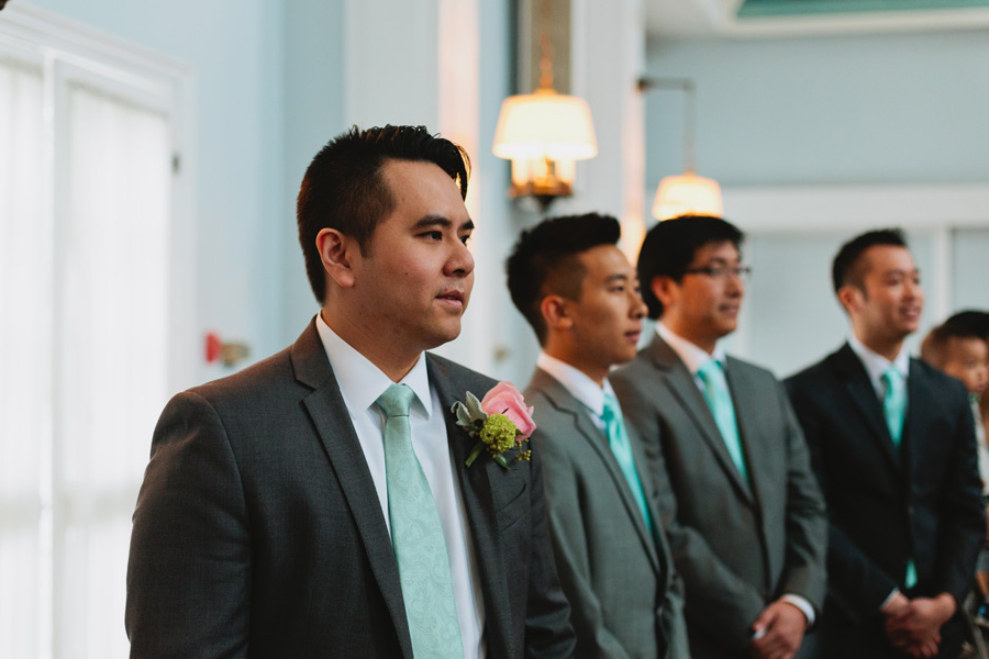 royal canadian yacht club wedding ceremony
