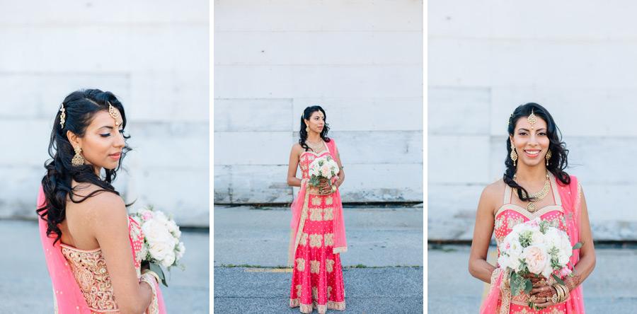 downtown Toronto wedding portrait locations