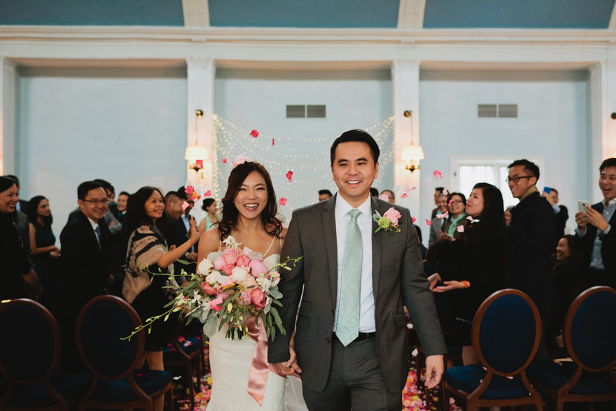 indoor wedding locations toronto island