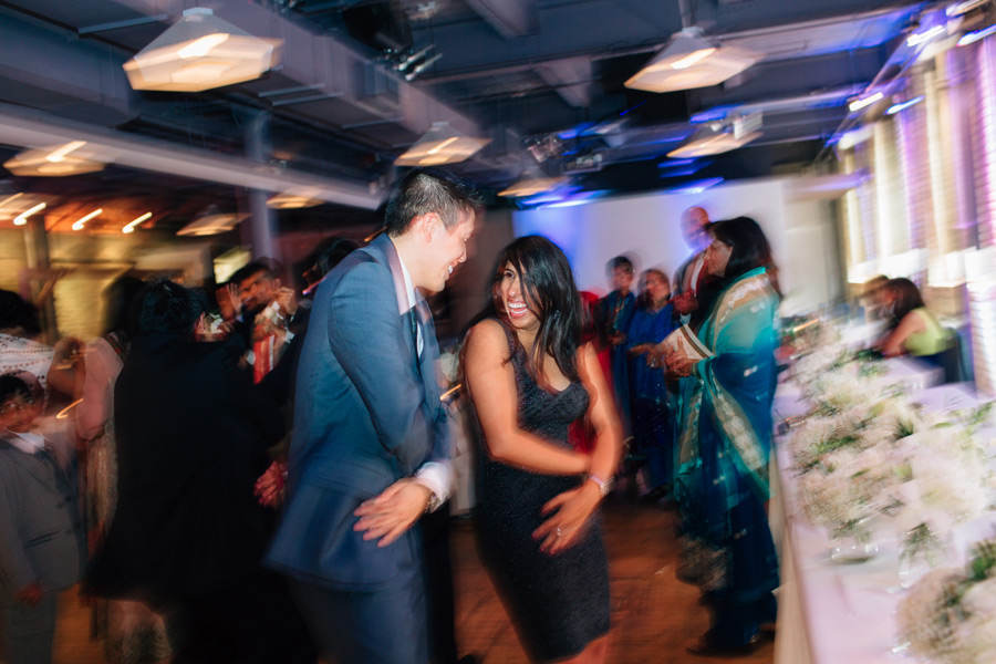 wedding at 2nd floor events