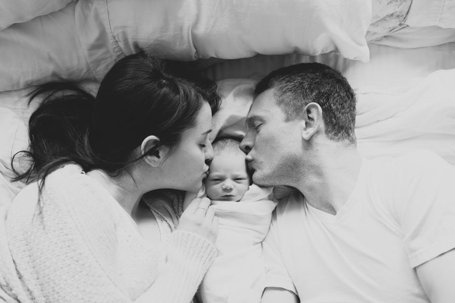 natural newborn pictures