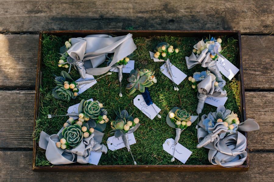 EV floral St Helena