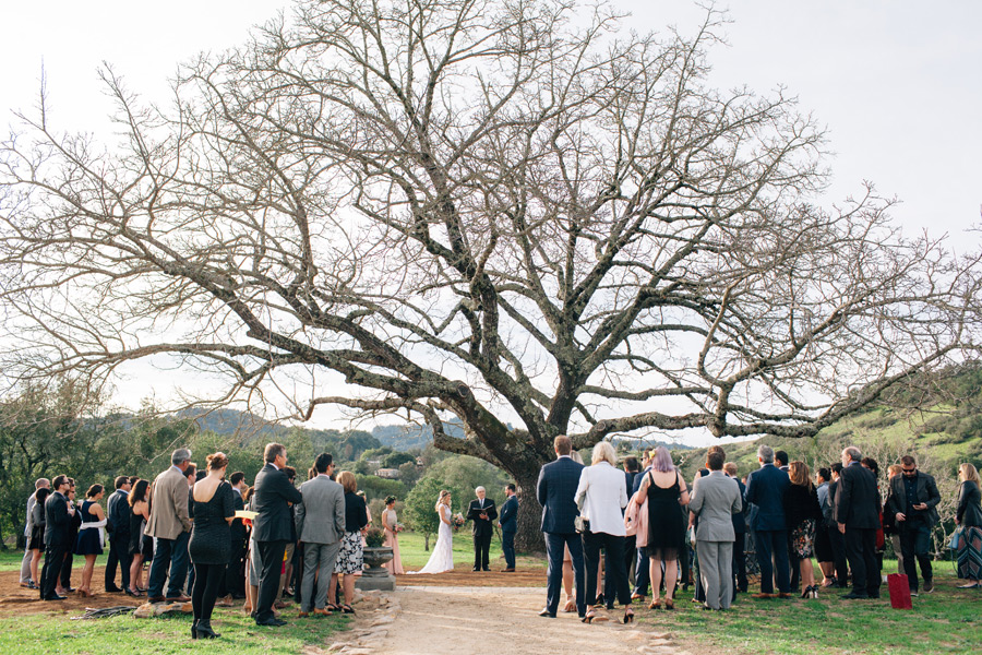 Ranch wedding venues California