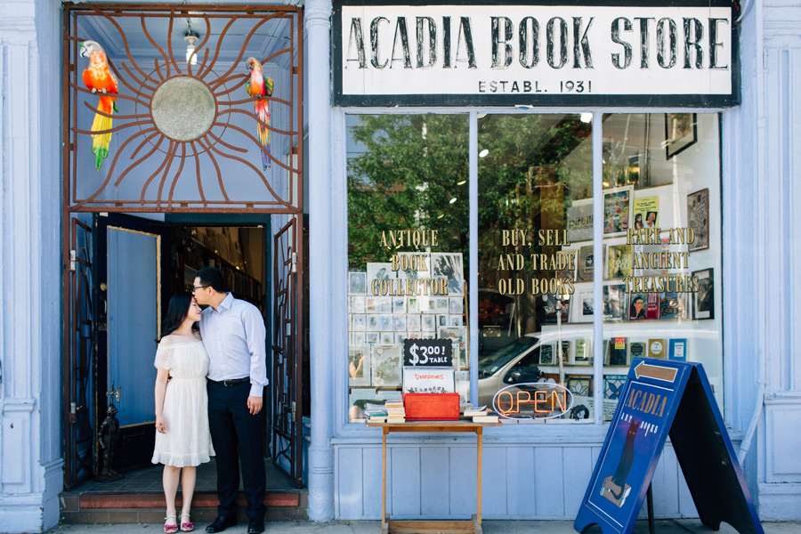 independent bookstores toronto