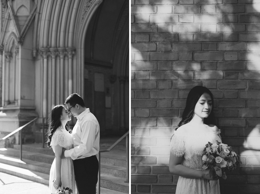 Toronto pre-wedding photographer