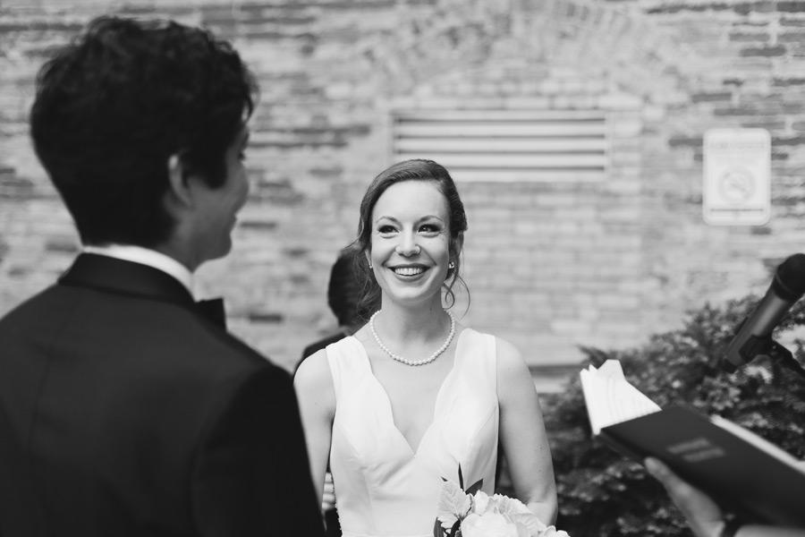 George restaurant wedding pics