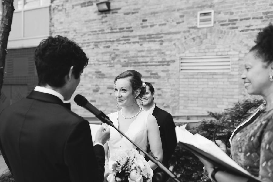 George restaurant wedding photography