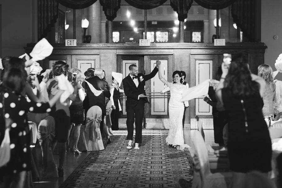 Liuna Station Wedding reception pictures