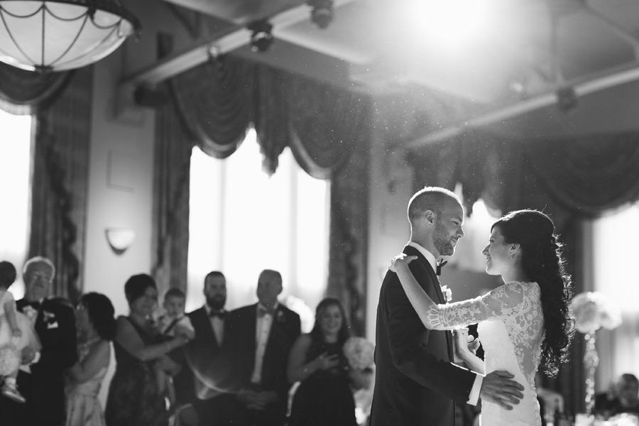 Hamilton Liuna Station Wedding