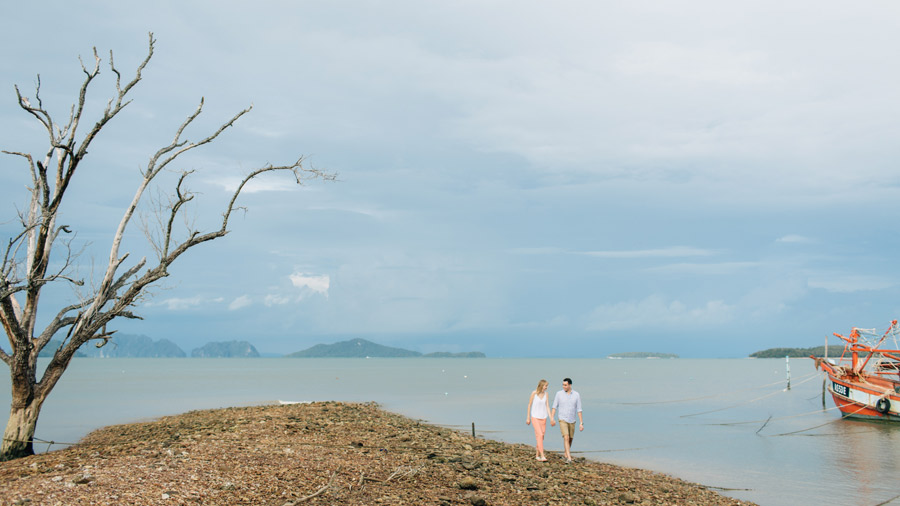 Koh Lanta engagement