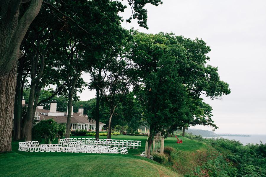 Toronto Hunt Club golf course wedding