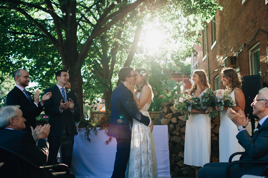 best Toronto restaurant wedding venues