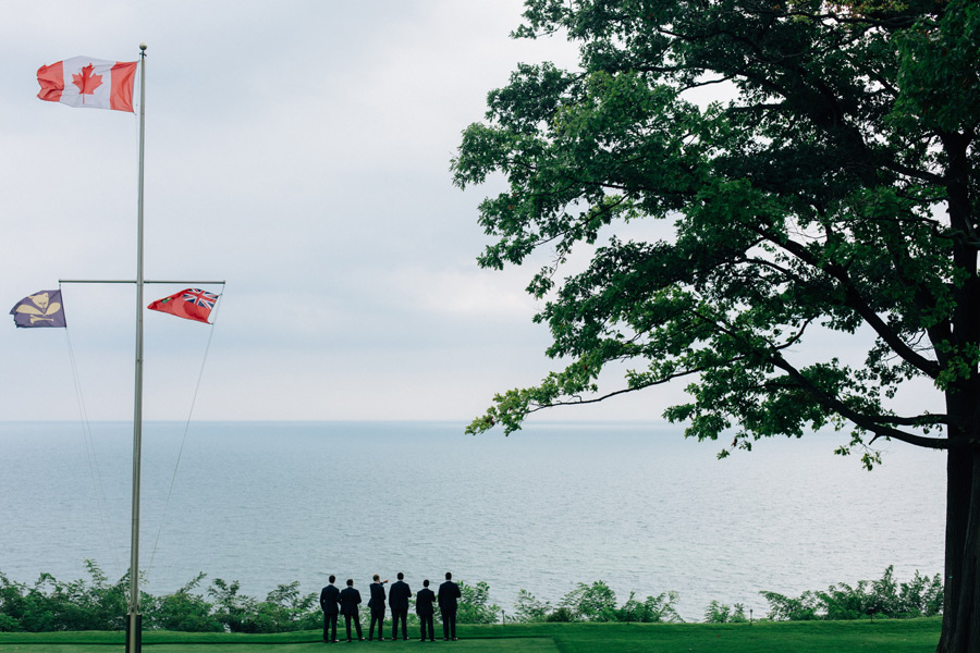 Golf course wedding venues Toronto Hunt