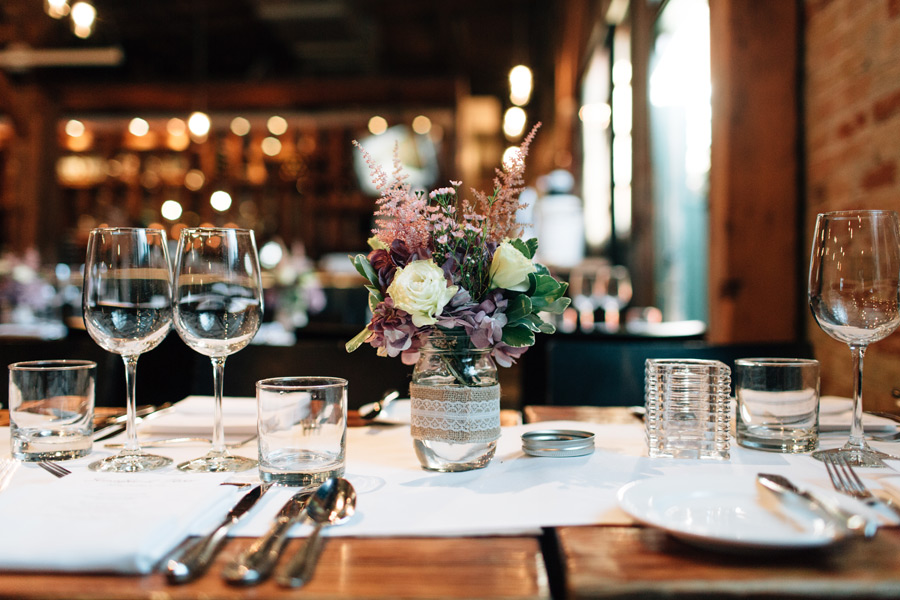 distillery district wedding venues