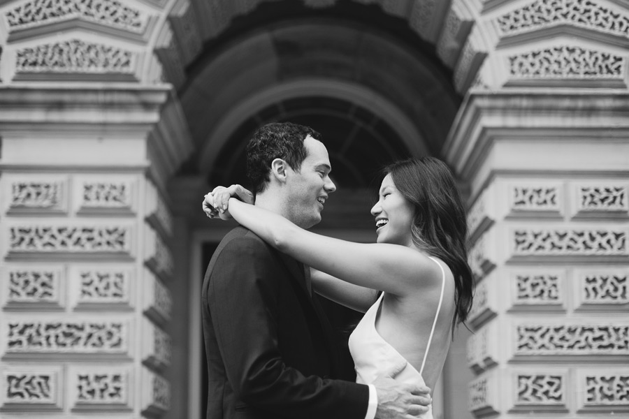 Osgoode hall wedding photos