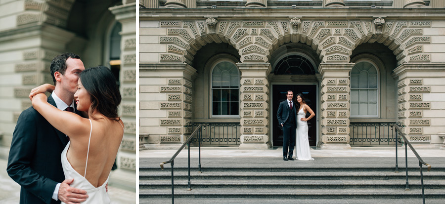 Osgoode hall wedding photography