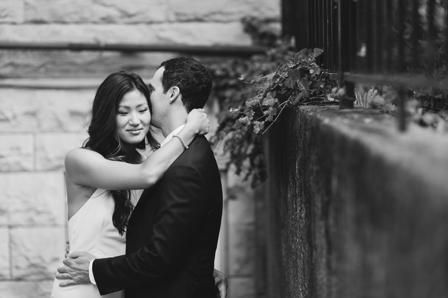 Wedding photos at Osgoode hall