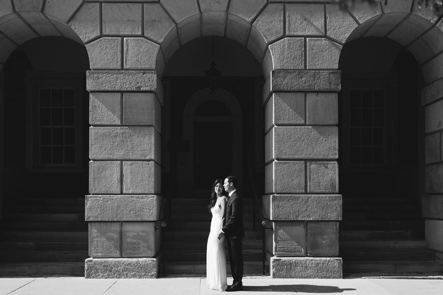 Where to take wedding photos downtown Toronto